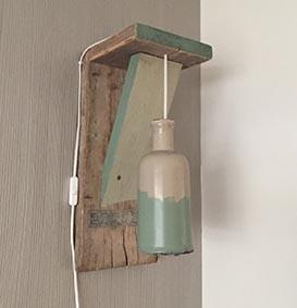 Wandlamp 2